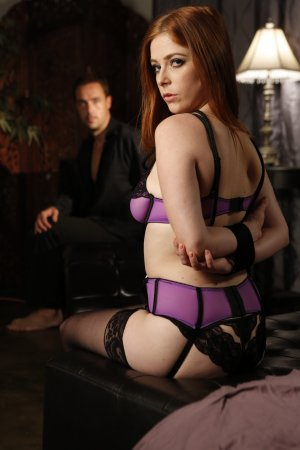 The Submission of Emma Marx: Boundaries from New Sensations.