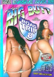 Homies Big Butt Road Trip 8, The Porn Movie