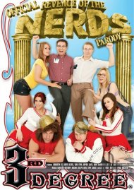 Official Revenge Of The Nerds Parody Porn Movie
