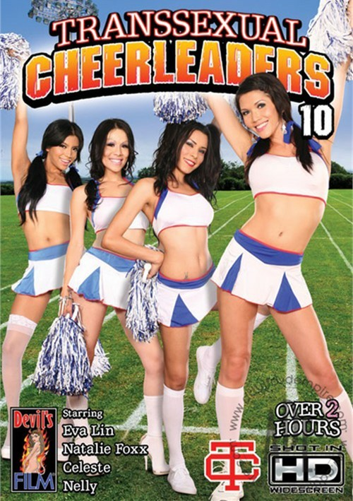 Transsexual Cheerleaders 10