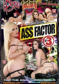 Ass Factor 3 (2013) V Icon
