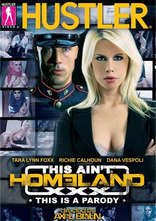 This Ain't Homeland XXX This Is A Parody image