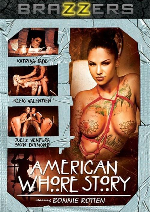 Американская История Ужасов, XXX Пародия / American Whore Story (2015) DVDRip