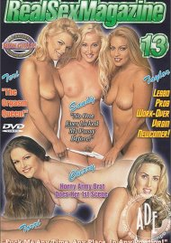 Real Sex Magazine 13 Porn Movie