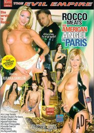 Rocco Meats an American Angel in Paris Porn Video