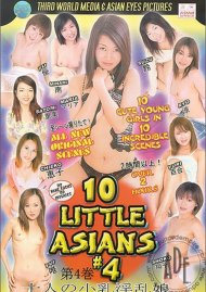 10 Little Asians 4 Porn Movie