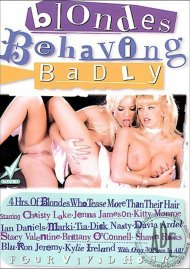 Blondes Behaving Badly Porn Movie