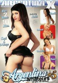 Argentina Amateurs #5 Porn Movie