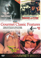 Gourmet Classic Features #6 (4 Pack) Porn Movie