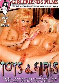 Toys & Girls Porn Movie