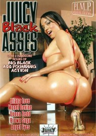 Juicy Black Asses Porn Movie