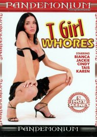 T-Girl Whores Porn Movie
