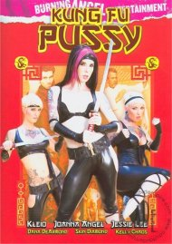 Kung Fu Pussy Porn Movie