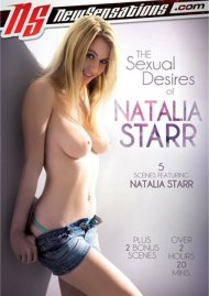 The Sexual Desires Of Natalia Starr DVD Image from New Sensations.