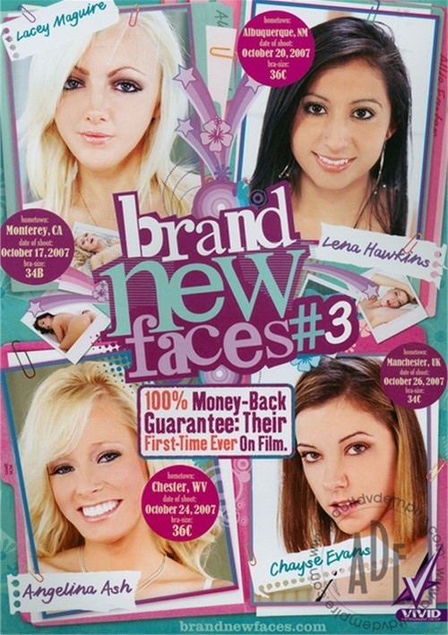 Brand New Faces #3