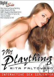 Stream My Plaything: Rita Faltoyano Interactive Porn Video from Digital Sin!