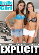 KissMe Girl Explicit Abby & Rilynn Porn Video