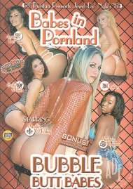 Babes in Pornland: Bubble Butt Babes Porn Video