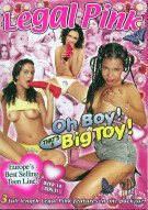 Oh Boy! Thats a Big Toy! 3-Pack Porn Movie