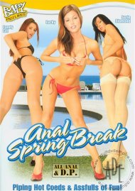 Anal Spring Break Porn Video