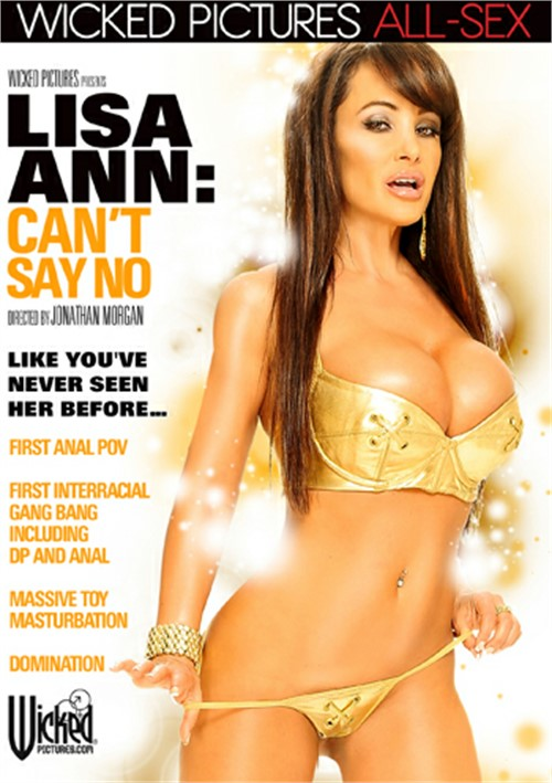 Lisa Ann: Cant Say No