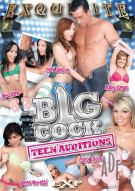 Big Cock Teen Auditions Porn Video