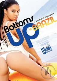 Bottoms Up in Brazil Porn Movie