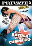 Best Of The British Are Cumming Vol. 2 Porn Movie