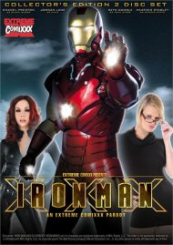 Iron Man XXX: An Extreme Comixxx Parody Porn Movie