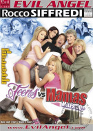 Teens VS. Mamas: MILFs 50+ Porn Movie