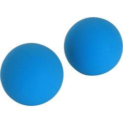 Mood Steamy Silicone Ben Wa Balls - Blue Sex Toy