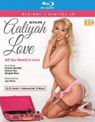 Aaliyah Love: All You Need Is Love (Blu-ray + Digital 4K) Blu-ray Image from AE Films.