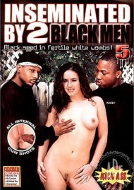 Inseminated By 2 Black Men #5 Porn Video