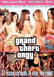 Grand Theft Orgy Porn Movie