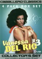 Vanessa Del Rio #3 (4 Pack) Porn Movie