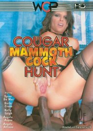 Cougar Mammoth Cock Hunt Porn Movie