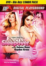 Secret Sleepover (DVD + Blu-ray Combo) Porn Movie
