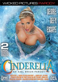 Cinderella XXX: An Axel Braun Parody DVD Image from Wicked.