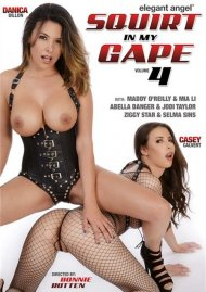 Squirt In My Gape 4 DVD Image from Elegant Angel.