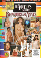 Voyeur's Favorite Blowjobs & Anals, The Porn Video