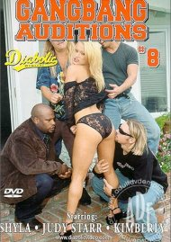 Gangbang Auditions #8 Porn Video