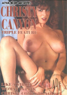 Christy Canyon Triple Feature Porn Movie