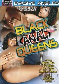 Black Anal Queens Porn Movie