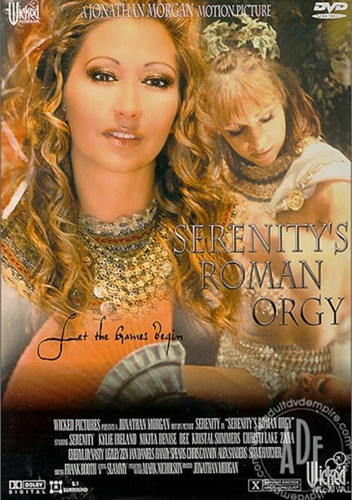 Serenitys Roman Orgy