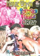 Mature Women With Younger Girls Orgy Porn Video