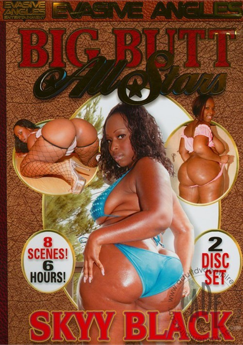 Big Butt All Stars: Skyy Black image