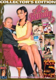 All In The Family (5-Pack) Porn Movie