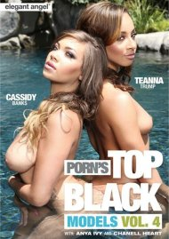 Porn's Top Black Models 4 DVD Image from Elegant Angel.