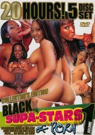 Black Supa-Stars of Porn Vol. 1 (5 Disc) Porn Movie