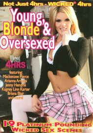 Young, Blonde & Oversexed Porn Movie